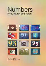 Numbers book cover